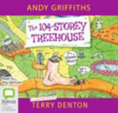 The 104-Storey Treehouse (Audio CD; unabridged; 2 CDs)