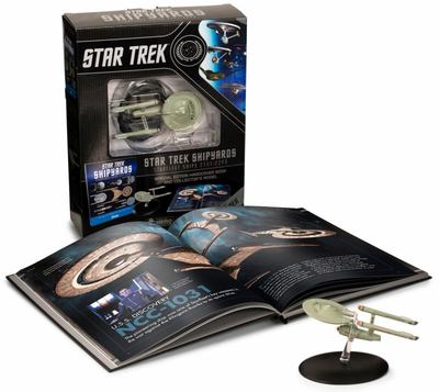Star Trek Shipyards Star Trek Starships - 2151-2293 the Encyclopedia of Starfleet Ships Plus Collectible