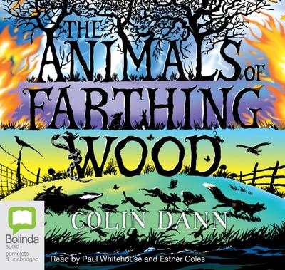 The Animals of Farthing Wood audio cd