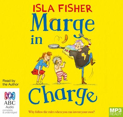 Marge in Charge - CD