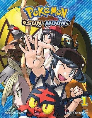 Pokémon Sun and Moon, Vol. 1