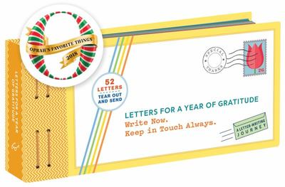 Letters for a Year of Gratitude