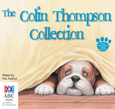 The Colin Thompson Collection audio cd