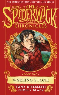 The Seeing Stone (Spiderwick Chronicles #2)
