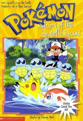 Return of the Squirtle Squad (Pokemon)