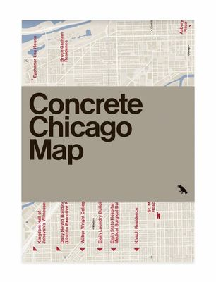 Chicago Concrete Map