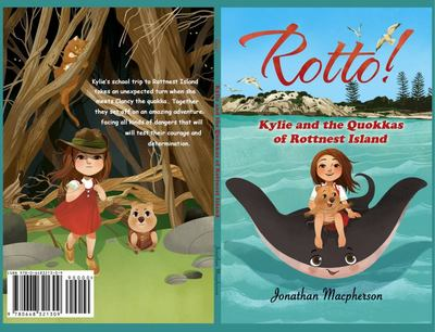 Rotto! - Kylie and the Quokkas of Rottnest Island