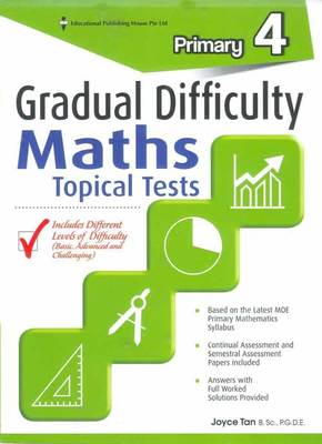 Gradual Difficulty Maths Topical Test Primary 4