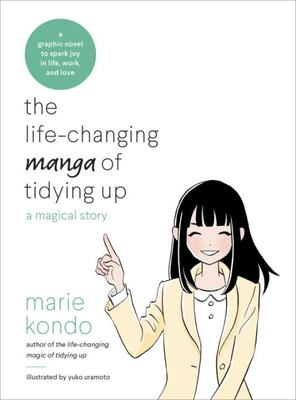 The Life-Changing Manga of Tidying Up - A Magical Story