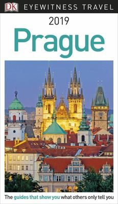 Prague: DK Eyewitness Travel Guide