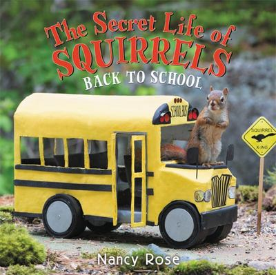 The Secret Life of Squirrels: Back to School!