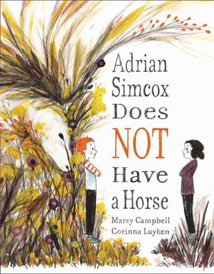 Adrian Simcox Does NOT Have a Horse (HB)