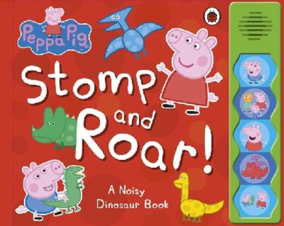 Stomp and Roar! - Peppa Pig