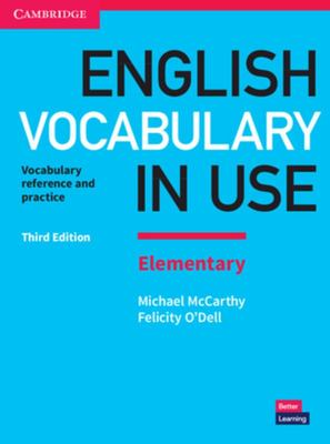 English Vocabulary in Use : Vocabulary Reference and Practice with Answers - Elementary (3e)
