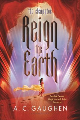 Reign the Earth (Elementae #1)