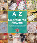 A-Z of Embroidery Flowers