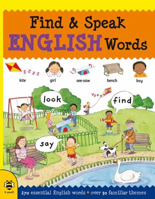 Find and Speak English Words - Look, Find, Say