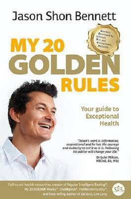 My 20 Golden Rules (Hb)