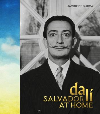 Salvador Dali at Home