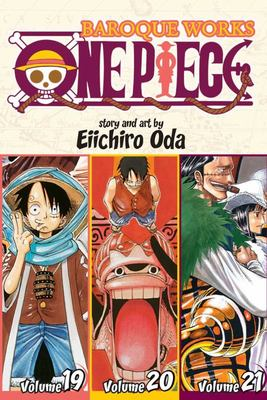 One Piece (3-in-1) Vol. 7 (19, 20, 21)