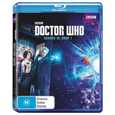 Doctor Who S10 Part 1 Bluray