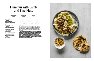 The Mezze Cookbook - Sharing Plates from the Middle East