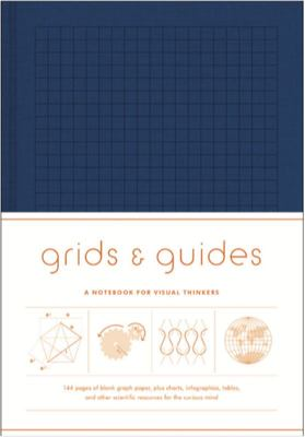 Grids and Guides - Navy
