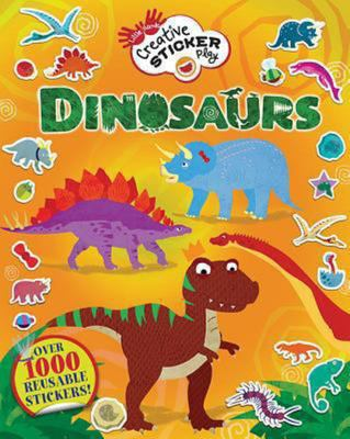 Dinosaurs - Over 1000 Reusable Stickers!