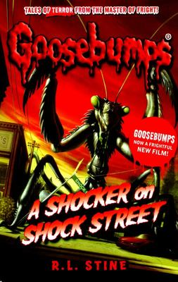 A Shocker on Shock Street (Goosebumps)