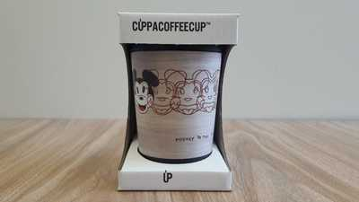 Coffee Cup // Mickey to Tii