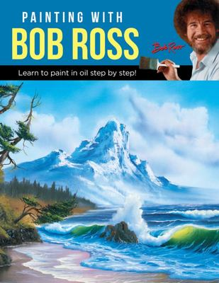 Painting with Bob Ross - Learn to Paint in Oil Step by Step!
