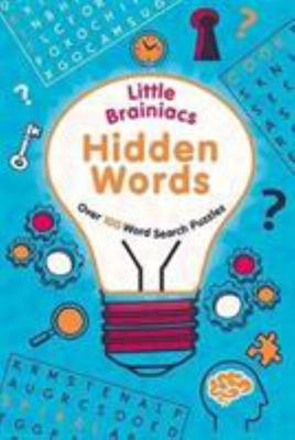 Little Brainiacs Hidden Words