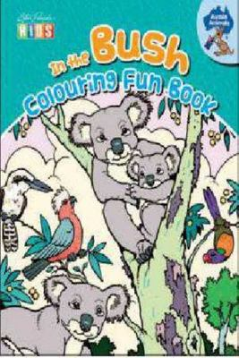 Colouring Fun Book - In the Bush