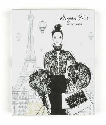 Chic: A Fashion Odyssey: Megan Hess Boxed Notecard Set
