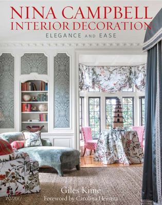 Nina Campbell Interior Decoration - Carefree Elegance
