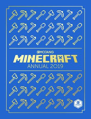 Official Minecraft Annual 2019