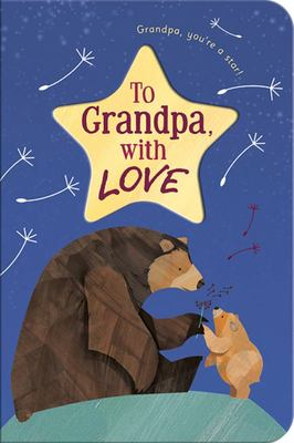 Gift Book & Greetings Card Combo:To Grandpa, with Love
