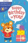 Gift Book & Greetings Card Combo:Happy Birthday to You!