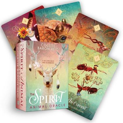 The Spirit Animal Oracle - A 68-Card Deck and Guidebook