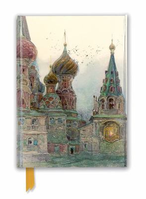 George Kossiakoff: St Vasili, Moscow (Foiled Journal)