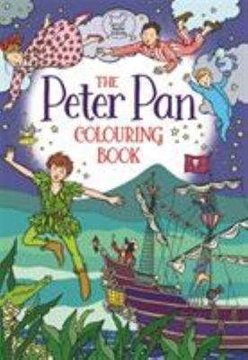 Peter Pan Colouring Books