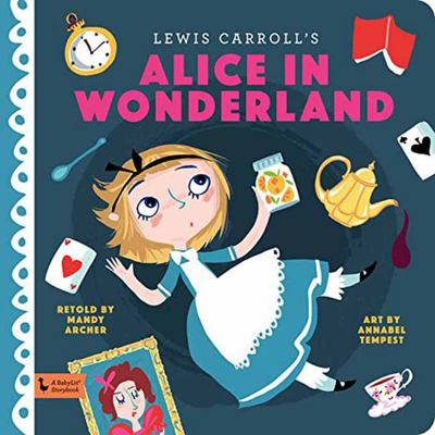 Alice in Wonderland - A BabyLit Storybook