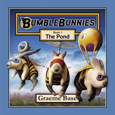 The Pond (BumbleBunnies #1) (HB)