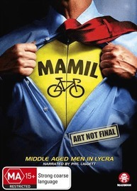 MAMIL: Middle Aged Men In Lycra Dvd