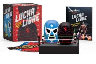Lucha Libre - Mexican Thumb Wrestling Set