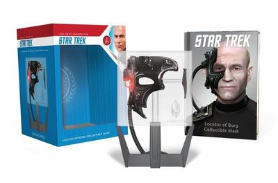 Star Trek: Locutus of Borg Collectible Mask - With Light and Sound!