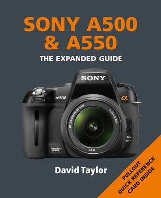 Sony A500 and A550