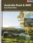 Australia Road & 4WD Easy Read Atlas 12E