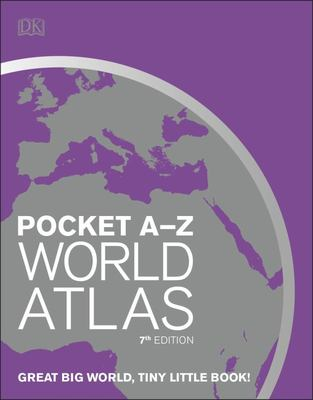Pocket A-Z World Atlas