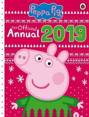 The Official Peppa Pig Annual 2019